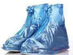Rain shoe covers