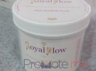 Royal Glow Beauty Luxury African Black Soap
