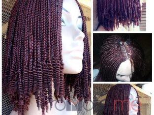 Braided wigs