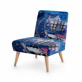 Eldorado chair (bespoke)