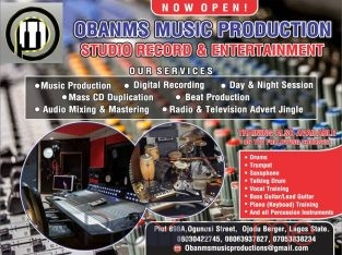 Obanms music productions 7