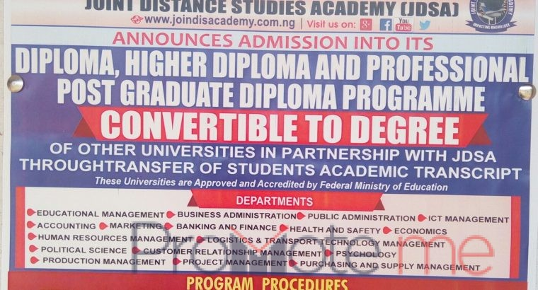 Has Jamb Failed You??? We Have good news For You!!!