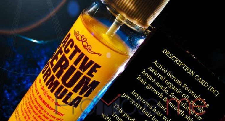 Active Serum Formula