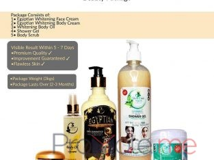 Egyptian Whitening Potion Beauty Package