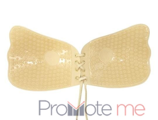 Strapless A B C D Cup Fly Bra