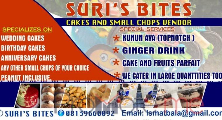 Suri's bites