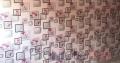Interiors and wallpaper